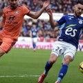 LIGUE 1 : match nul 2-2 entre le Racing Club de Strasbourg et l'Olympique Lyonnais