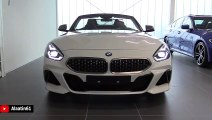 2019 Bmw Z4 Roadster Interior Exterior And Drive Very Nice Car