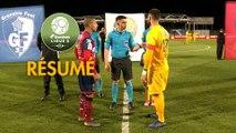 Clermont Foot - Grenoble Foot 38 (1-1)  - Résumé - (CF63-GF38) / 2018-19