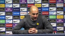 Guardiola responds over Juventus rumours after 3-1 win over Watford in EPL