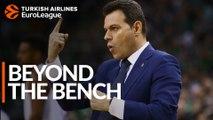 Beyond the bench: Dimitris Itoudis, CSKA Moscow