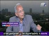 صدى البلد  رفعت السعيد : حماس كالمفطر فى رمضان ويريد اخراج الكفارة