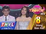 THVL | Người hát tình ca Mùa 3 - Tập 8[6]: Tháng Sáu Trời Mưa, Mưa - Minh Thu, Minh Dũng