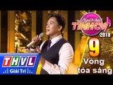 THVL | Người hát tình ca Mùa 3 - Tập 9[5]: Hà Nội và tôi, nỗi lòng người đi,...- Minh Dũng