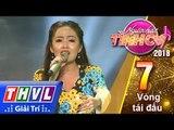 THVL | Người hát tình ca Mùa 3 - Tập 7[4]: Em về miệt thứ - Ngô Thái Ngân