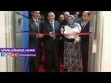 صدى البلد  «العصار» يفتتح معرض روكسي للمنتجات المدنية للإنتاج الحربي