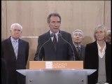 F.Bayrou : voeux à la presse