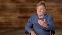 Robert Redford Explains How To Handle Horses