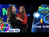 THVL | Yến Trang hạnh phúc khi có em gái và gia đình luôn bên cạnh mình | Giải mã tri kỷ - Tập 4