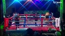Martin Ezequiel Bulacio vs Julio Cesar Rojas (08-03-2019) Full Fight