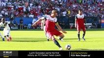 FC Dallas Defeats Los Angeles Galaxy 2-0