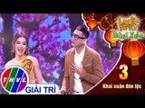 THVL | Làng hài mở hội mừng xuân 2019 - Tập 3[6]: Khúc Xuân Yêu Đời - Phương Trinh Jolie, Triệu Long