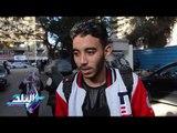 صدى البلد | مصريون و بمنين  يبعثوا برسالة لعم
