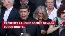 Jean-Pierre Foucault payé 4000 euros par tirage du Loto sur TF1