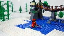 LEGO Ninjago Ninja STOP MOTION   Ninja's Fight Back Against S.O.G   LEGO Ninjago   By Billy Bricks