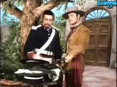 El Zorro El pasaje secreto del Zorro