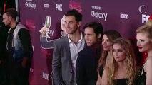 PHOTO. Lea Michele, ex-star de Glee, s'est mariée avec Zandy Reich sous les yeux de Darren Criss