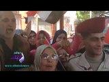 صدى البلد | السيدات و كبار السن يتصدروا المشهد فى الاقبال على لجان الانتخابات بمحافظة بورسعيد