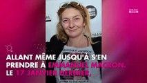 Gilets jaunes : Corinne Masiero parmi les manifestants, son message choc