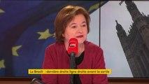 """Nathalie Loiseau, ministre des Affaires européennes : """"Aujourd'hui, rien n'est clair sur le Brexit"""""""