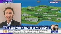 """Stéphane Bern sur un 2e loto du patrimoine: """"Ce n'est pas en un an qu'on peut sauver les monuments en péril"""""""