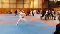 Pont-à-Mousson : championnats Grand Est de karaté