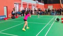 Pont-à-Mousson : championnats Grand Est de badminton