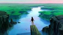 Extrait du film Pocahontas - Le plongeon depuis la cascade