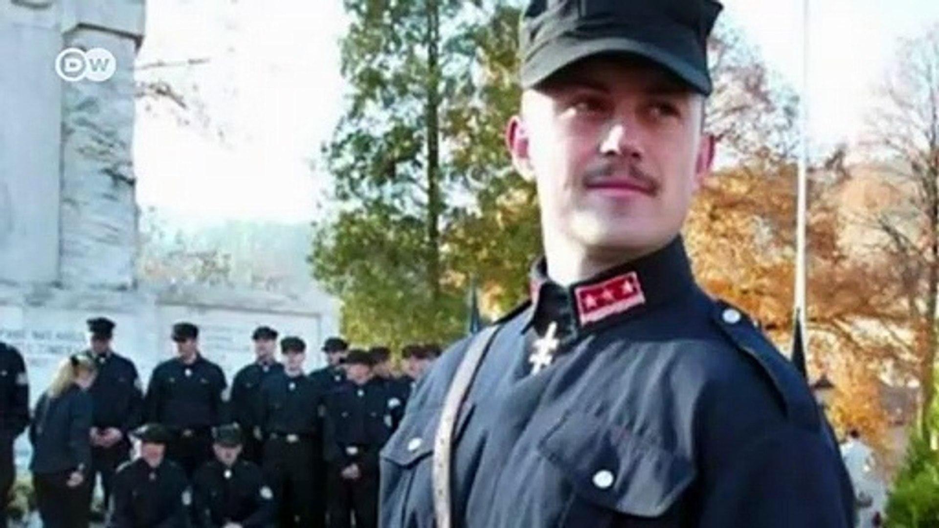 Slovak pensioner blogs against neo-Nazis   DW Documentary