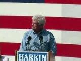 Highlights from the 2007 Harkin Steak Fry