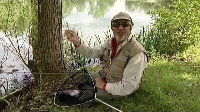 Gone Fishing/John Wilson's Dream Fishing - Freshwater Fishing In England Lechlade – River Test -River Wye Part.1