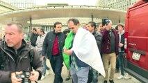 Algérie: rassemblement devant l'hôpital de Bouteflika