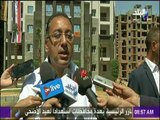صباح البلد - وزير الإسكان يتفقد مشروع العاصمة الإدارية