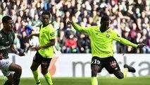 Ligue 1 - 28e journée : une défaite et trois expulsions pour les Verts face à Lille (0-1)