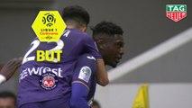 But Yaya SANOGO (20ème) / Toulouse FC - EA Guingamp - (1-0) - (TFC-EAG) / 2018-19