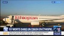 Crash d'Ethiopian Airlines: 8 Français figurent parmi les 157 victimes