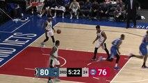 Dzanan Musa Posts 17 points & 13 rebounds vs. Iowa Wolves