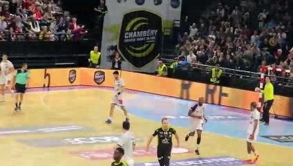 [hand] Le Melic Show Chambéry 36 33 Nantes - 10/03/2019