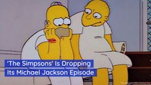 The Simpsons Are Dumping Michael Jackson