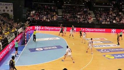 Chambéry 36 33 Nantes - Le show babarskas - 10/03/2019