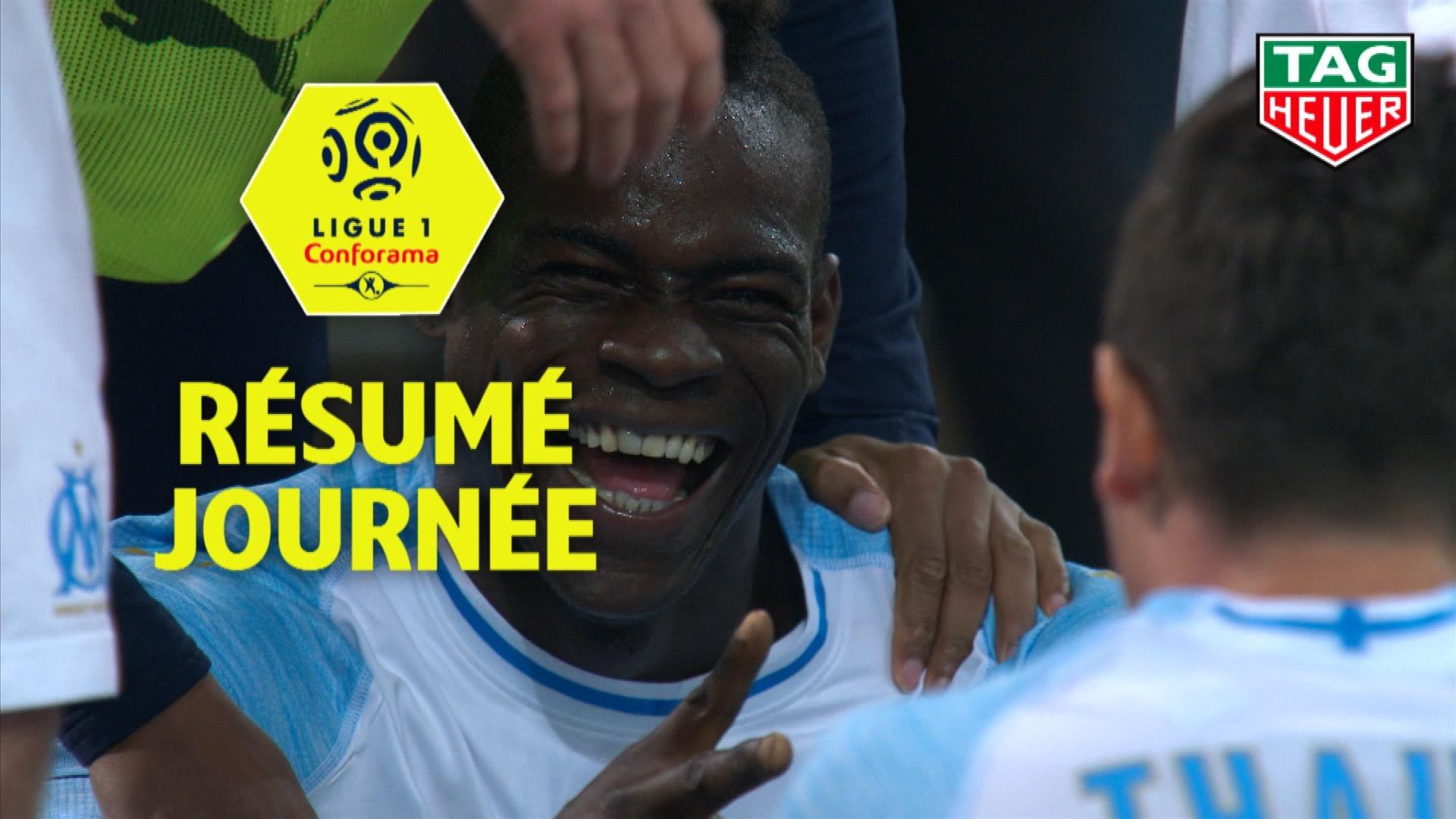 Résumé de la 28ème journée - Ligue 1 Conforama / 2018-19