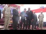 صدي البلد | محافظ الفيوم يكرم أسر شهداء حرب أكتوبر