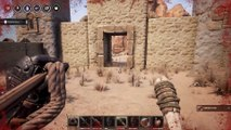 Conan Exiles - prt 19 - High Level Relic Hunter Thrall Capture , Crazy Dancer Capture