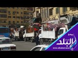 صدي البلد | محافظ القاهرة يقود حملة لتطهير ميدان السيدة زينب من الإشغالات