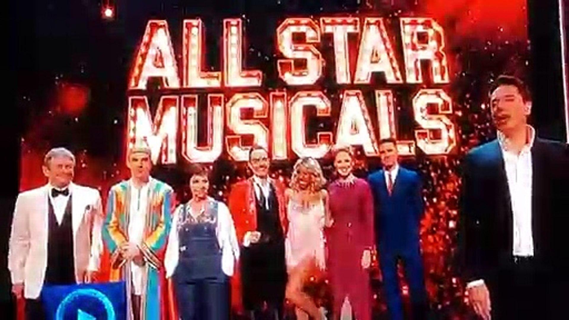 All star musicals season 2 2019
