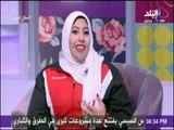 صاحبة أول ذهبية لمصر فى رفع الأثقال معاقيين تكشف تفاصيل لقائها بالرئيس السيسي