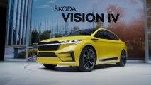 ŠKODA VISION iV Highlights - Geneva 2019