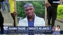 Adama Traoré: sa famille produit une nouvelle expertise médicale qui remet en cause les conclusions de l'enquête