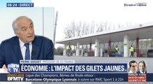 Pierre Goguet, Président CCI France sur BFM TV le 13 mars 2019