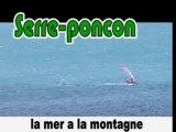 Morgon C Location Hautes-alpes Lac de Serre-Poncon Savines